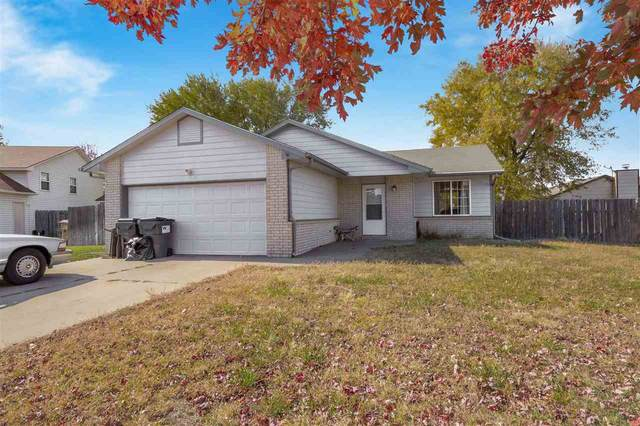 225 W Hazel Ct, Wichita, KS 67217 (MLS #588877) :: Jamey & Liz Blubaugh Realtors