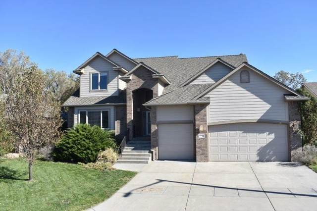 6915 W Garden Ridge Ct., Wichita, KS 67205 (MLS #588887) :: Preister and Partners | Keller Williams Hometown Partners