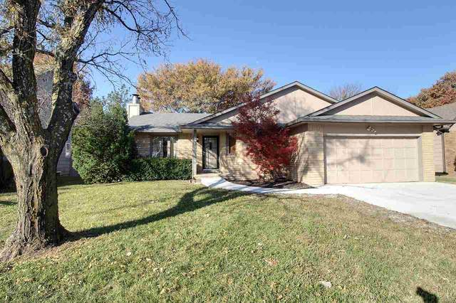 517 N Sagebrush St, Wichita, KS 67230 (MLS #588903) :: Keller Williams Hometown Partners