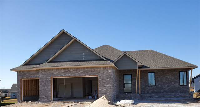 3515 S Lori St, Wichita, KS 67210 (MLS #588904) :: Pinnacle Realty Group
