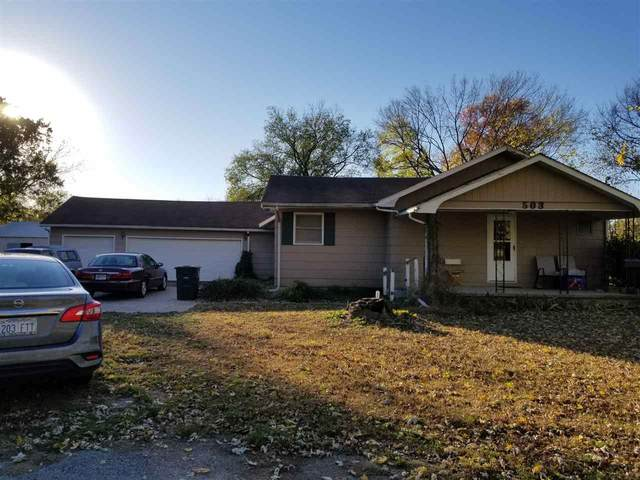 503 S Webster, ERIE, KS 66733 (MLS #588924) :: Pinnacle Realty Group
