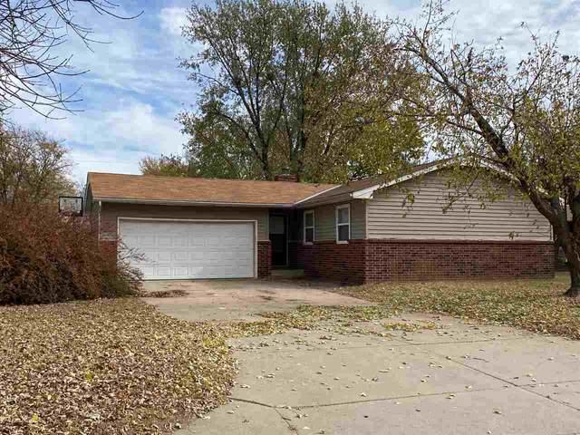 3408 S Illinois Ave, Wichita, KS 67217 (MLS #588943) :: Jamey & Liz Blubaugh Realtors