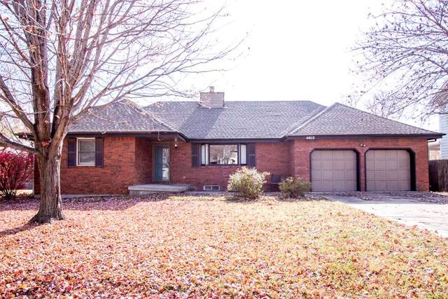 4602 Farmstead Ct, Bel Aire, KS 67220 (MLS #588959) :: Preister and Partners | Keller Williams Hometown Partners
