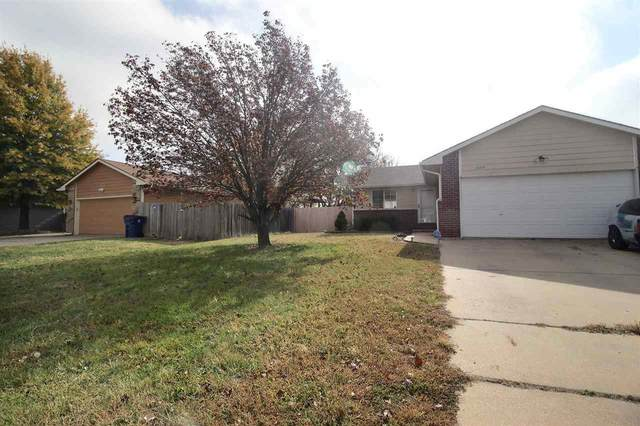 1649 S Lark Ct, Wichita, KS 67209 (MLS #588961) :: Jamey & Liz Blubaugh Realtors