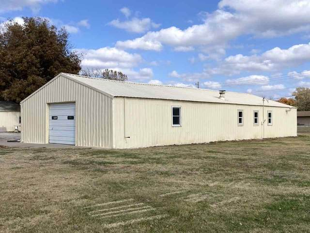 500 W Main St, Oxford, KS 67119 (MLS #588967) :: Jamey & Liz Blubaugh Realtors