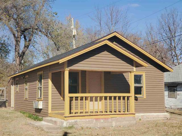 510 E Van Buren Ave, Arkansas City, KS 67005 (MLS #588990) :: Keller Williams Hometown Partners