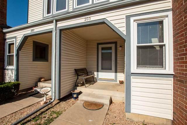 1620 S Longford Ln #203, Wichita, KS 67207 (MLS #588992) :: Pinnacle Realty Group