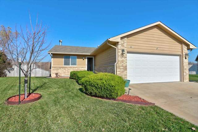 1830 N Nickelton Ct, Wichita, KS 67235 (MLS #589014) :: Preister and Partners | Keller Williams Hometown Partners