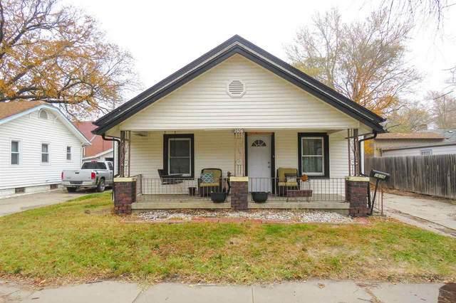 2606 W Maple St, Wichita, KS 67213 (MLS #589042) :: Kirk Short's Wichita Home Team