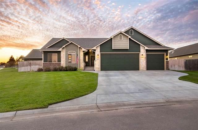 977 Cedar Brook Cir, Mulvane, KS 67110 (MLS #589047) :: Pinnacle Realty Group