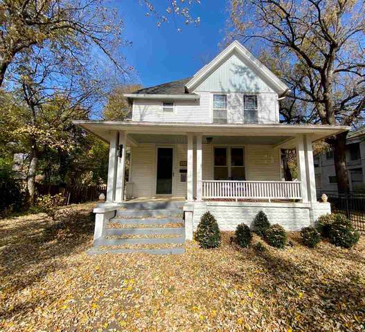414 E 11th Ave, Winfield, KS 67156 (MLS #589057) :: On The Move