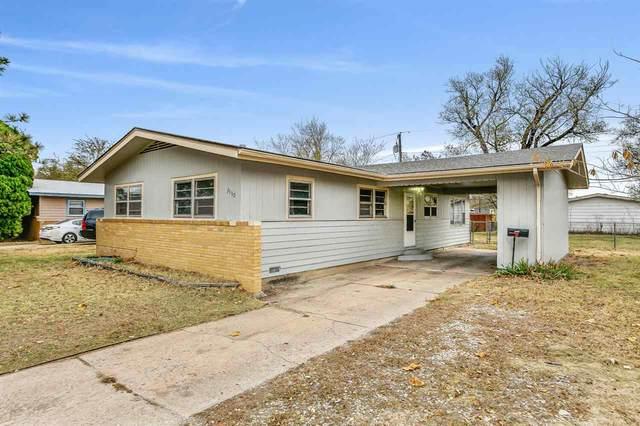 3530 S Hiram Ave, Wichita, KS 67217 (MLS #589072) :: Pinnacle Realty Group