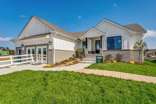 2418 N Bluestone St, Andover, KS 67002 (MLS #589075) :: Jamey & Liz Blubaugh Realtors
