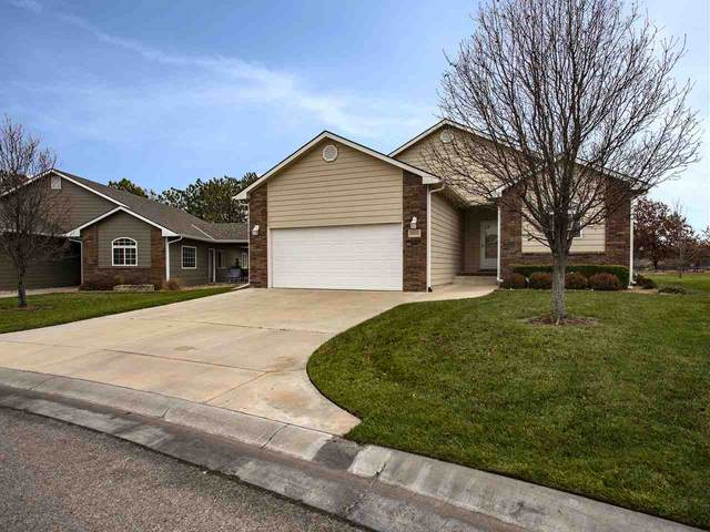 13124 W Hunters View St, Wichita, KS 67235 (MLS #589103) :: Preister and Partners | Keller Williams Hometown Partners