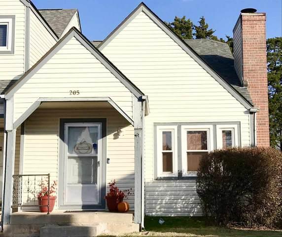 1620 S Longford Ln. #205, Wichita, KS 67207 (MLS #589110) :: Preister and Partners | Keller Williams Hometown Partners
