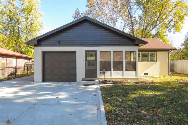 2028 S Ridgewood Dr, Wichita, KS 67218 (MLS #589111) :: Pinnacle Realty Group