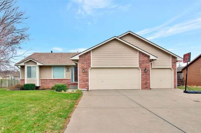 10511 E Ayesbury Ct, Wichita, KS 67226 (MLS #589125) :: Jamey & Liz Blubaugh Realtors