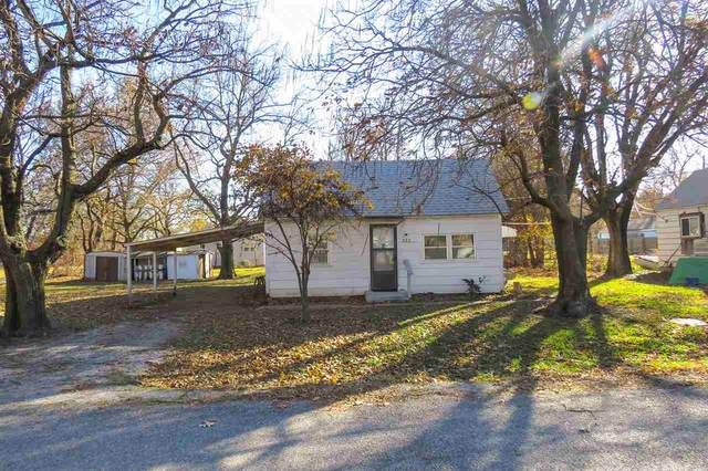 223 E 7TH AVE, Belle Plaine, KS 67013 (MLS #589141) :: Jamey & Liz Blubaugh Realtors