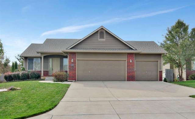 4009 N Westbrook Ct, Maize, KS 67101 (MLS #589149) :: Kirk Short's Wichita Home Team