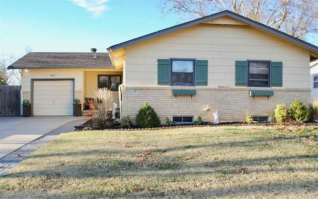 8118 E Levitt Dr, Wichita, KS 67207 (MLS #589151) :: Jamey & Liz Blubaugh Realtors