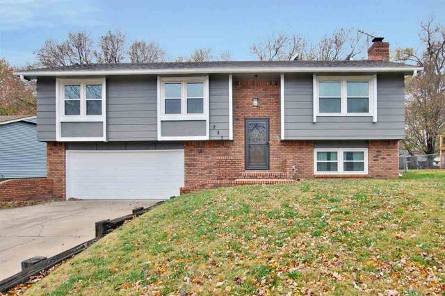 225 S Willow Dr, Derby, KS 67037 (MLS #589154) :: On The Move