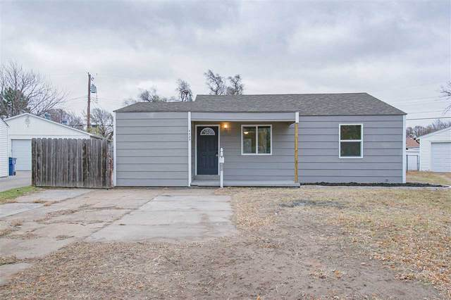 4420 S Laclede St, Wichita, KS 67217 (MLS #589155) :: Preister and Partners | Keller Williams Hometown Partners