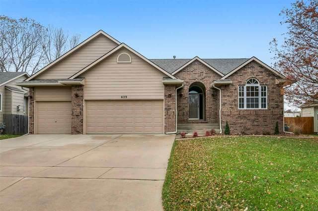 629 Havenwood Ct, Andover, KS 67002 (MLS #589157) :: Pinnacle Realty Group