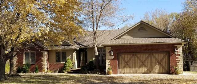 1430 S Lookout Drive, Wichita, KS 67230 (MLS #589174) :: Kirk Short's Wichita Home Team