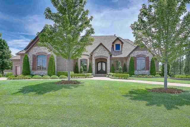 2117 N Clear Creek St, Wichita, KS 67230 (MLS #589178) :: Kirk Short's Wichita Home Team