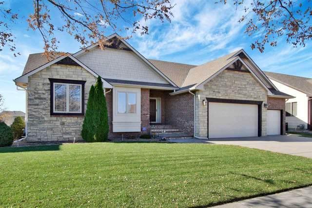 3331 N Flat Creek Cir, Wichita, KS 67205 (MLS #589179) :: Pinnacle Realty Group