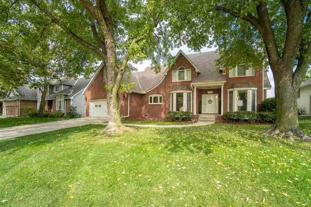 9502 E Shannon Woods St, Wichita, KS 67226 (MLS #589183) :: Pinnacle Realty Group