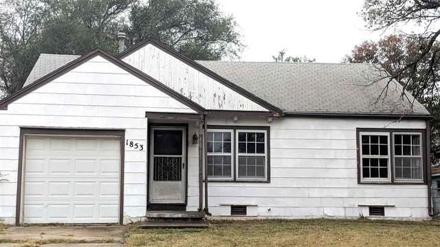 1853 S Saint Clair Ave, Wichita, KS 67213 (MLS #589185) :: Preister and Partners | Keller Williams Hometown Partners