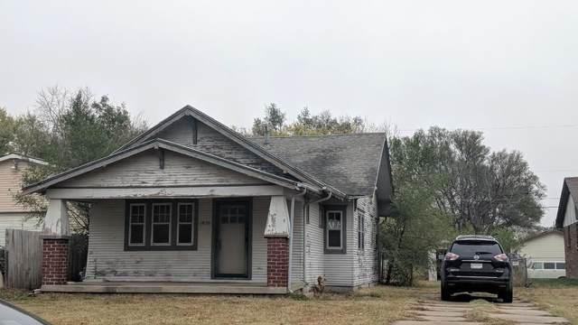 1836 S Saint Clair Ave, Wichita, KS 67213 (MLS #589186) :: Preister and Partners | Keller Williams Hometown Partners