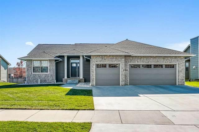 713 W Slate St, Andover, KS 67002 (MLS #589188) :: Kirk Short's Wichita Home Team