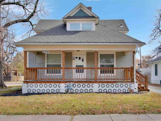 202 S Estelle St, Wichita, KS 67211 (MLS #589195) :: Pinnacle Realty Group