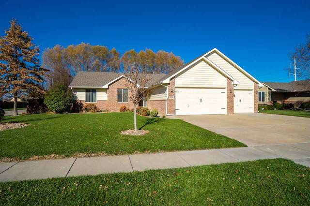 13726 W Autumn Ridge St, Wichita, KS 67235 (MLS #589216) :: Pinnacle Realty Group