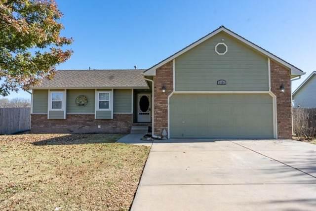 1134 N Burrows, Belle Plaine, KS 67013 (MLS #589219) :: Kirk Short's Wichita Home Team