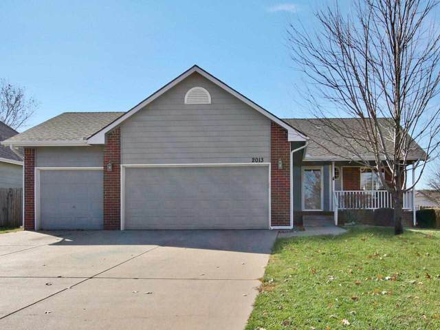 2013 E Zachary Dr, Derby, KS 67037 (MLS #589236) :: Pinnacle Realty Group