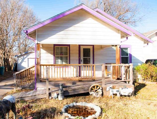 439 N Edwards Ave, Wichita, KS 67203 (MLS #589242) :: Pinnacle Realty Group