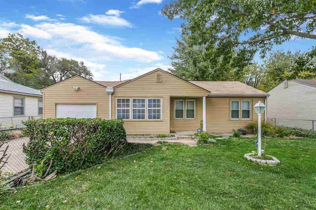 2746 N Iva Ave, Wichita, KS 67220 (MLS #589255) :: Jamey & Liz Blubaugh Realtors