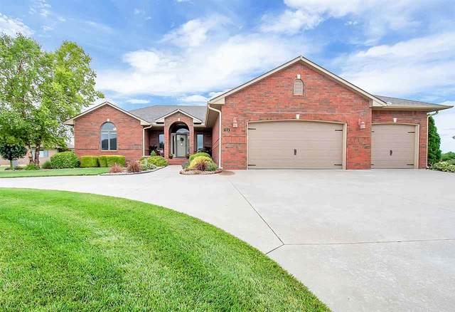 724 Stone Creek Dr, Newton, KS 67114 (MLS #589268) :: Kirk Short's Wichita Home Team