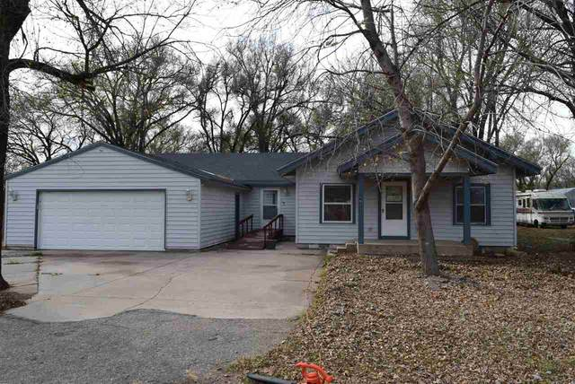 5821 S Minnie Ave, Wichita, KS 67217 (MLS #589271) :: Pinnacle Realty Group