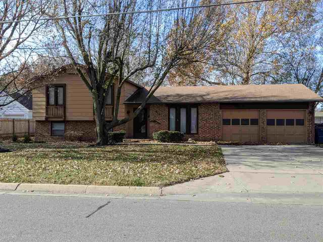 913 Grandview Ave, Newton, KS 67114 (MLS #589275) :: Pinnacle Realty Group