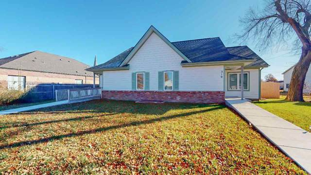 510 N Biermann St, Garden Plain, KS 67050 (MLS #589276) :: Pinnacle Realty Group