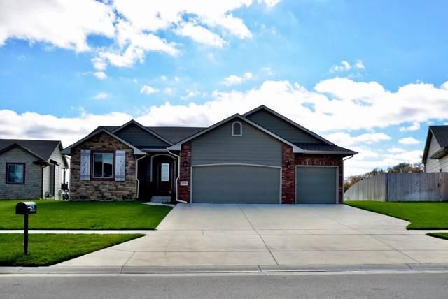 1136 N Lake Ridge Ct, Derby, KS 67037 (MLS #589289) :: Pinnacle Realty Group