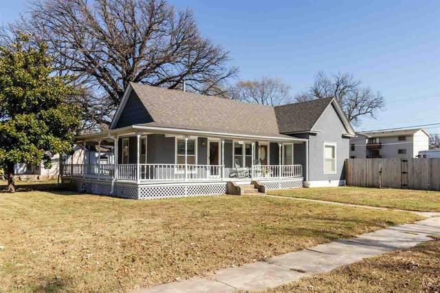 222 W 7th Ave, Belle Plaine, KS 67013 (MLS #589291) :: Kirk Short's Wichita Home Team