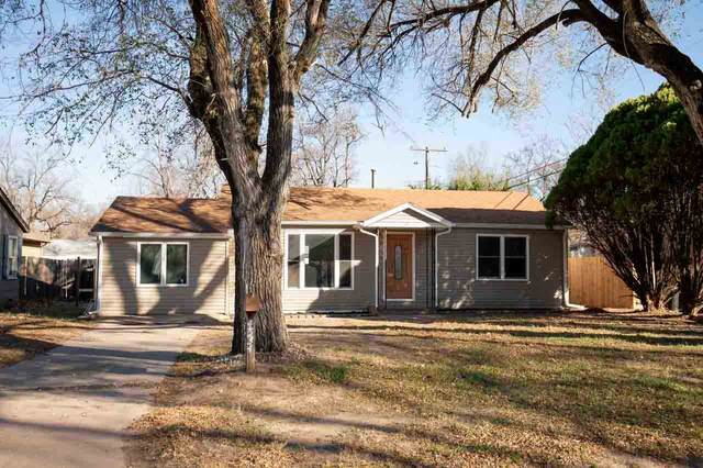 4534 S Handley, Wichita, KS 67217 (MLS #589295) :: Preister and Partners | Keller Williams Hometown Partners