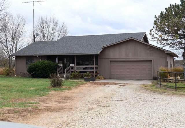1549B Y Rd, Eureka, KS 67045 (MLS #589296) :: Kirk Short's Wichita Home Team