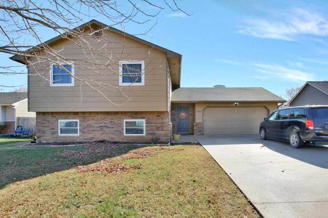 521 Aetna Dr, Cheney, KS 67025 (MLS #589300) :: Keller Williams Hometown Partners