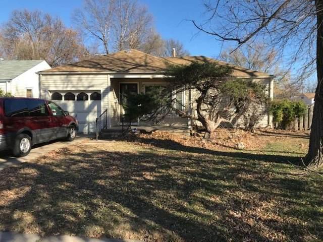 2164 S Estelle St, Wichita, KS 67211 (MLS #589310) :: Preister and Partners | Keller Williams Hometown Partners